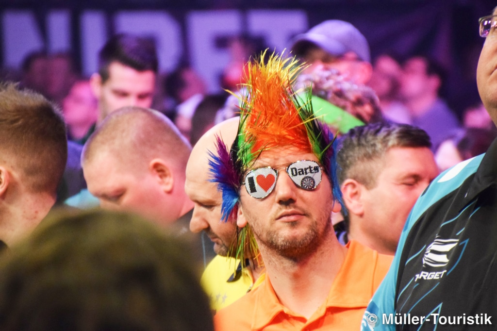 I love Darts © Müller-Touristik